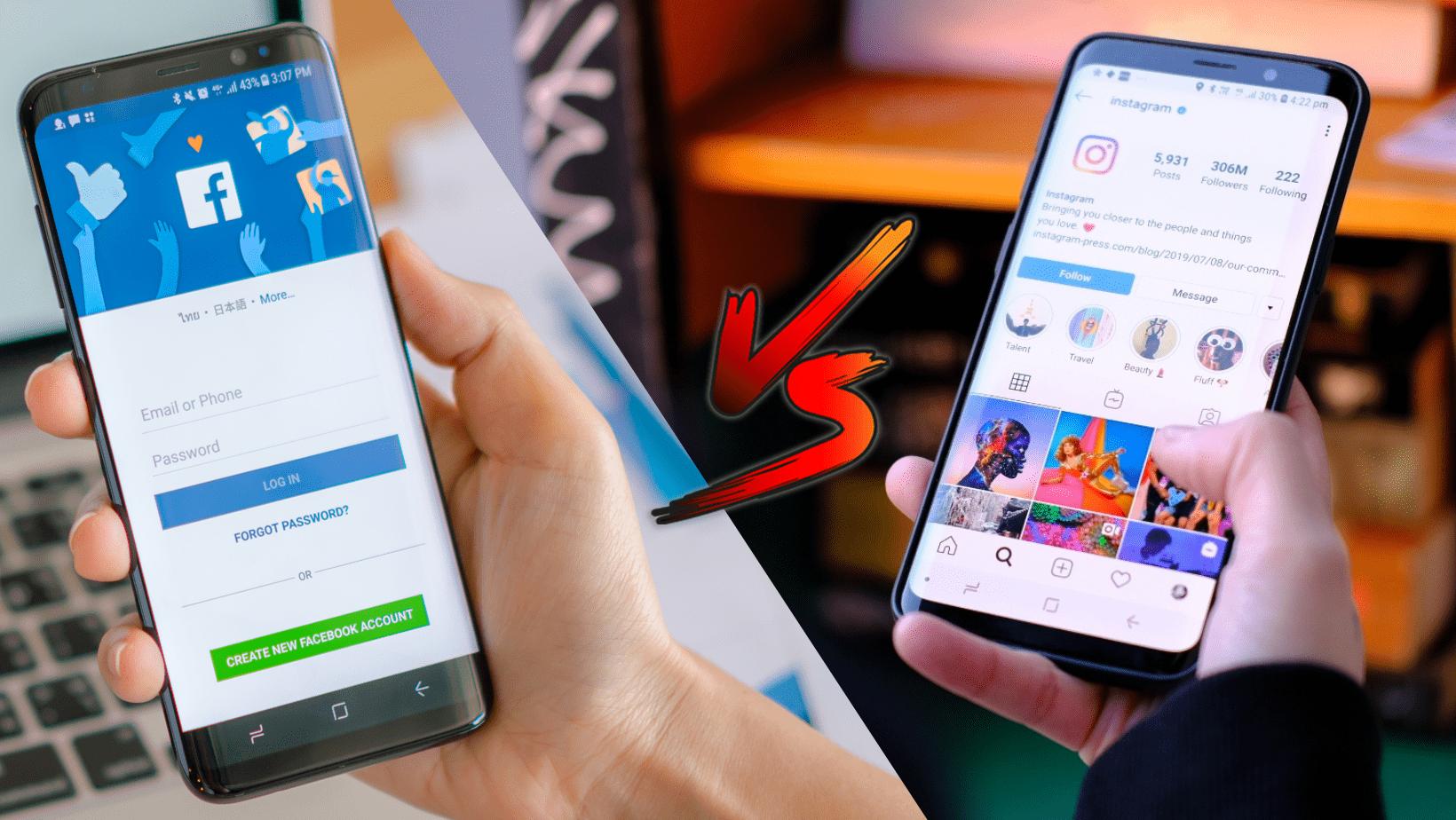 Instagram ou Facebook: Qual a melhor forma de propagar a sua franquia?
