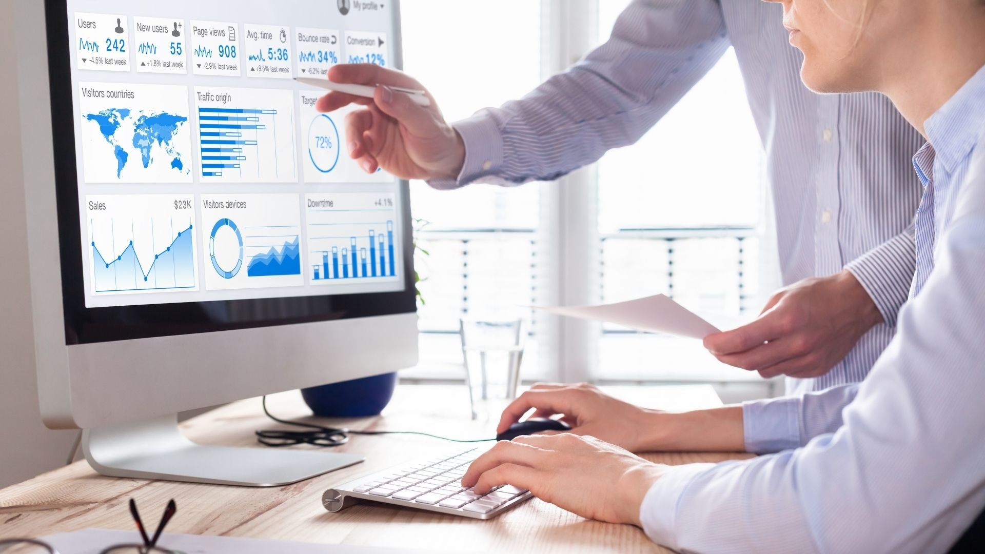 Você sabe o que é Data Markerting? Saiba como criar um para sua empresa: