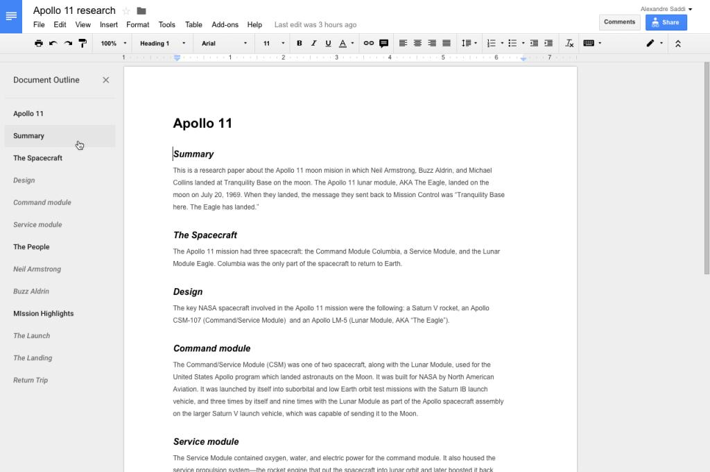 aplicativos gratuitos para gestão - google docs