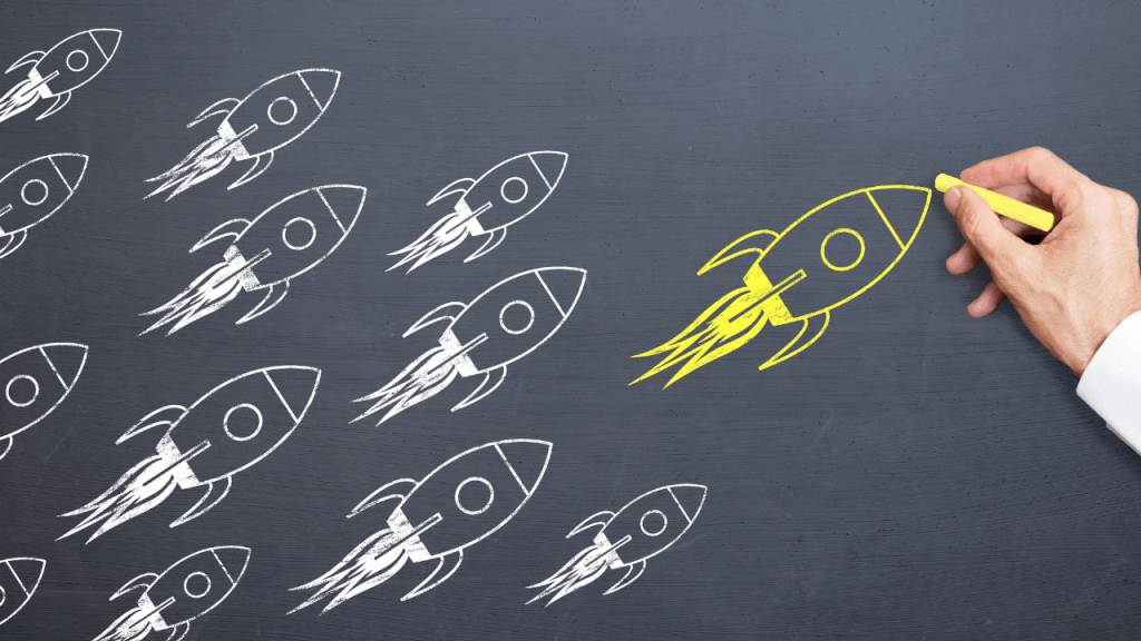 inovação - quatro passos importantes
